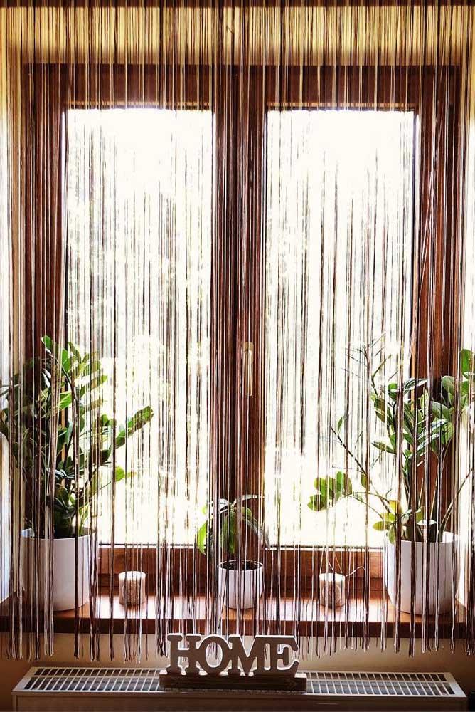 Um cantinho especial perto da janela dedicado só para elas, as zamioculcas