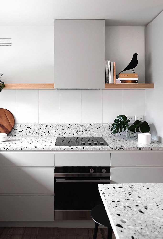 As bancadas de granilite são perfeitas para cozinhas de estilo moderno