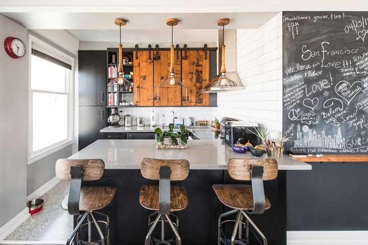 Bancada de Silestone para a cozinha cheia de estilo e personalidade