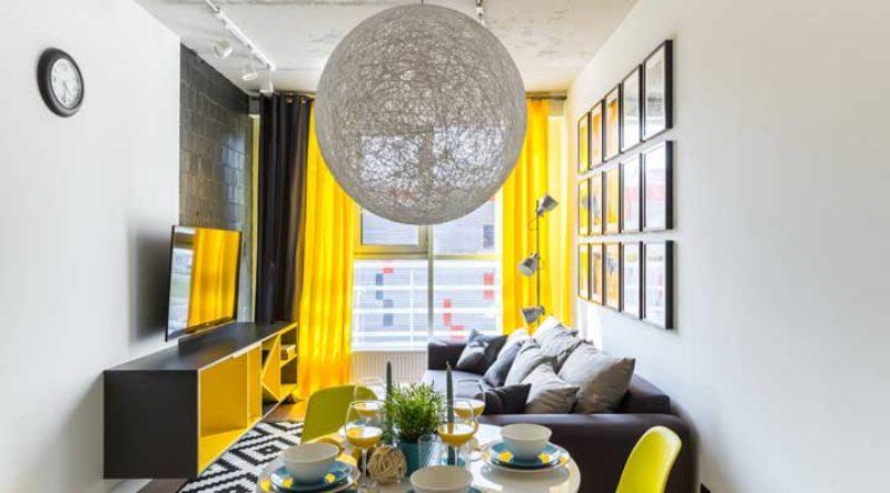 Cortina para sala: 60 modelos inspiradores e dicas para escolher