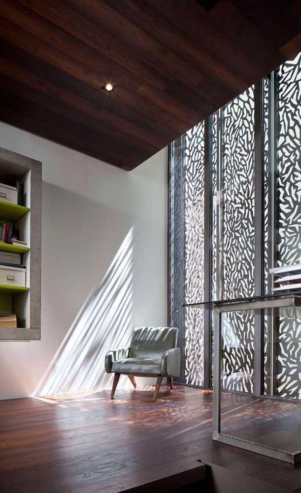 Originalidade e criatividade são elementos frequentes nos projetos atuais de grades para janelas