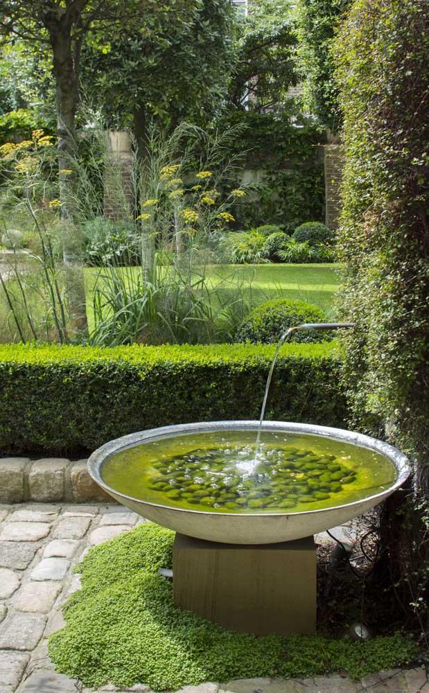 Inspiração zen para o uso de pedras no jardim
