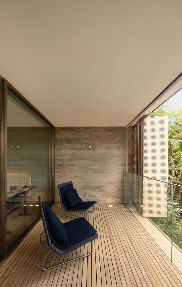 O espaço perfeito para relaxar e descansar