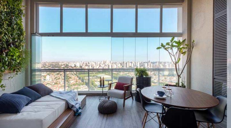 Sacada de vidro: vantagens, desvantagens, dicas e fotos