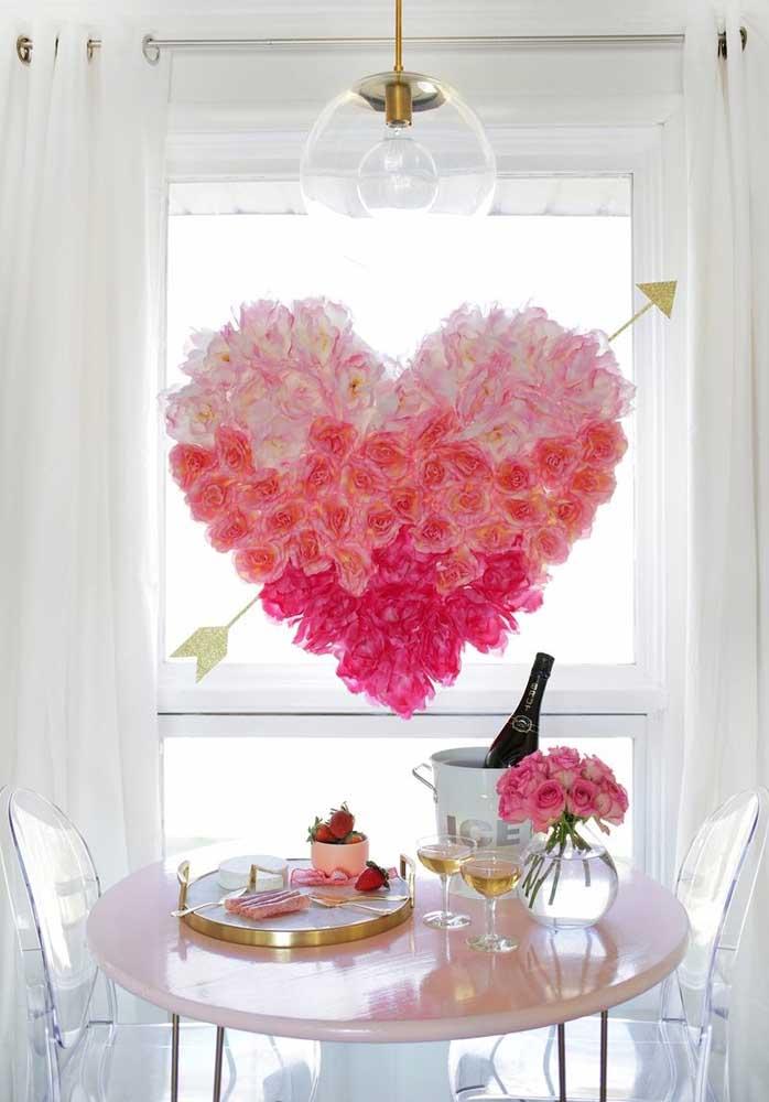 Que tal preparar uma surpresa romântica para namorado no dia dos namorados?