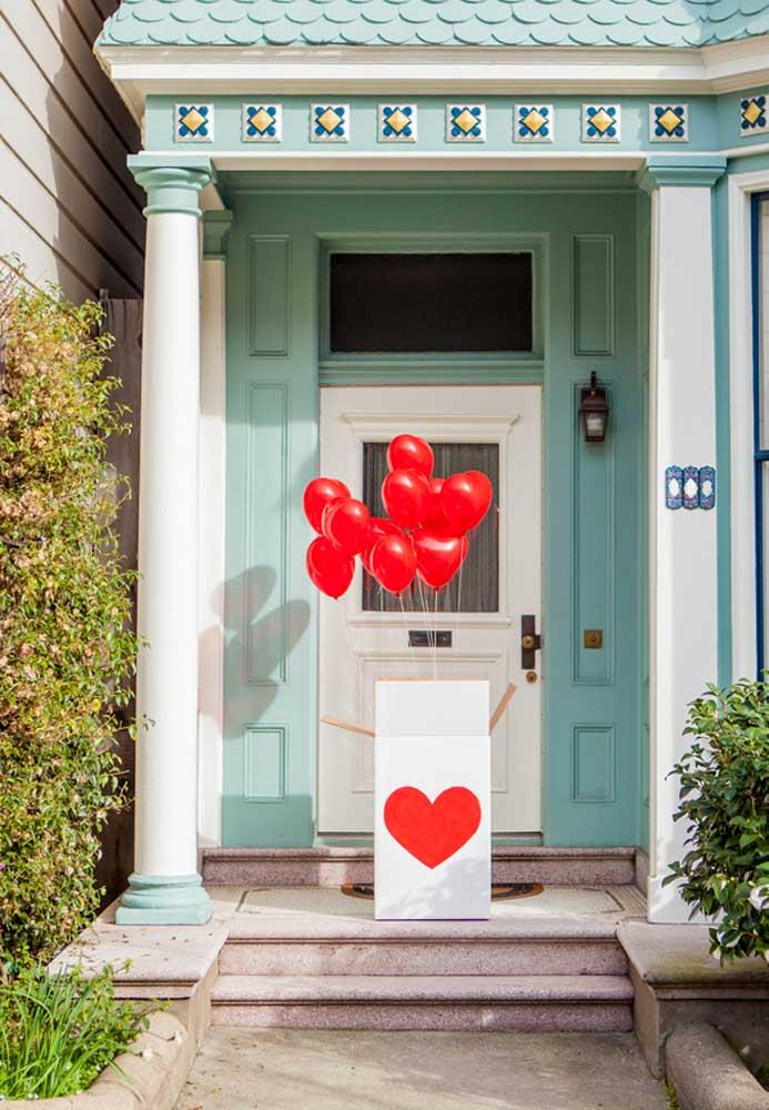 Então, prepare uma caixa dessas para deixar seu namorado (a) feliz.