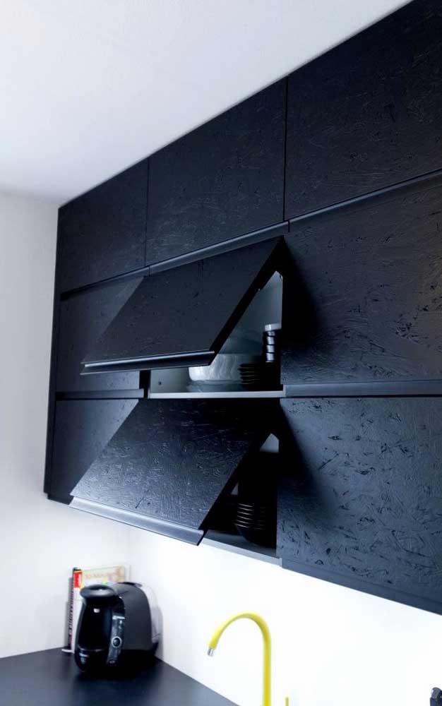 Ou armários mais modernos e estilosos?