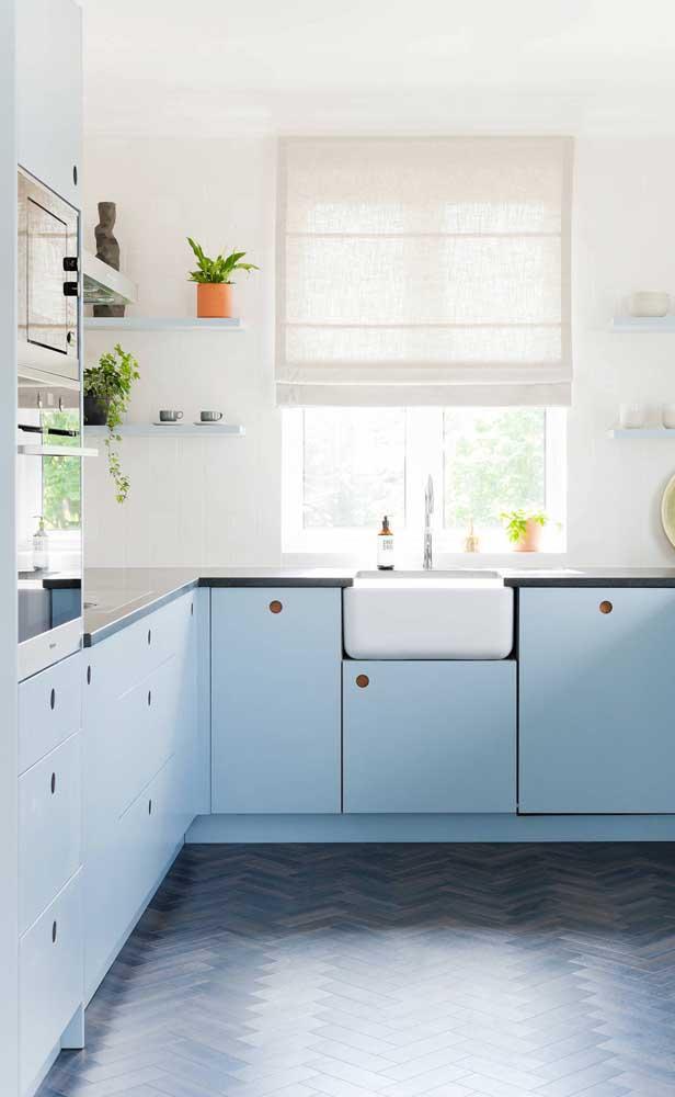 Você já sabe qual acabamento vai usar no armário de cozinha planejado?