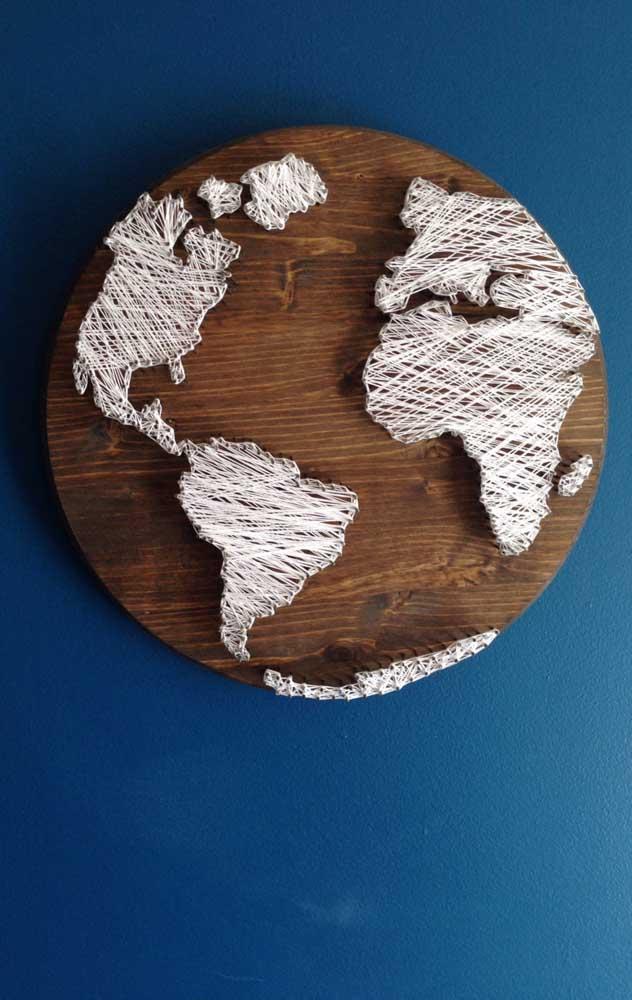 Combine diferentes materiais para criar peças lindas e criativas.