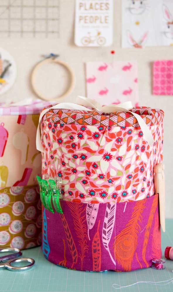 Aprenda a fazer técnicas artesanais com tecidos para ter mais clientes.