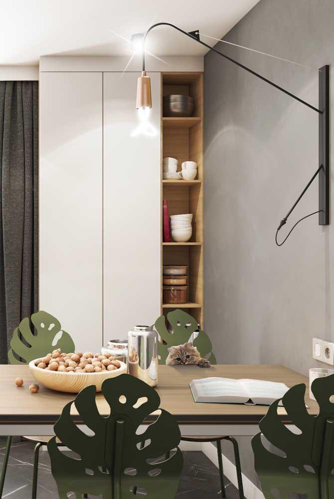 Veja como você escolher cadeiras para cozinha modernas.