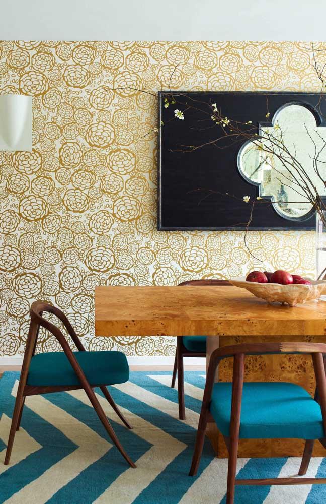 Aposte em modelos de cadeiras descontraídos para alguns ambientes da sua casa.