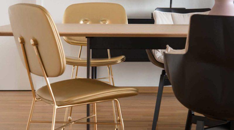 Cadeiras modernas: como escolher, dicas e 60 modelos para ver