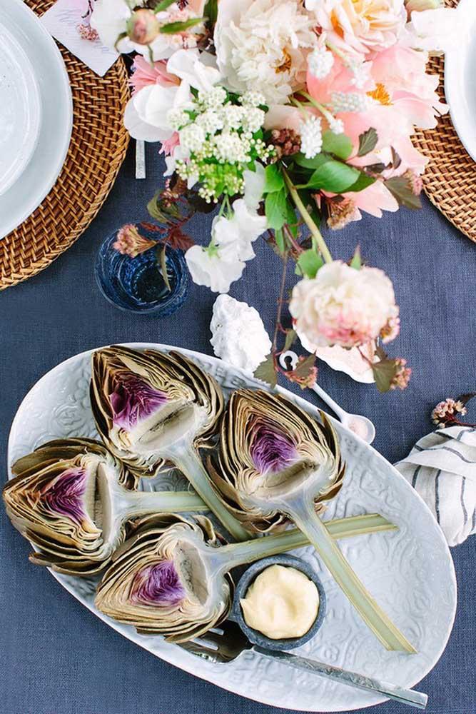 Use a criatividade para preparar pratos diferenciados para a ceia de ano novo.
