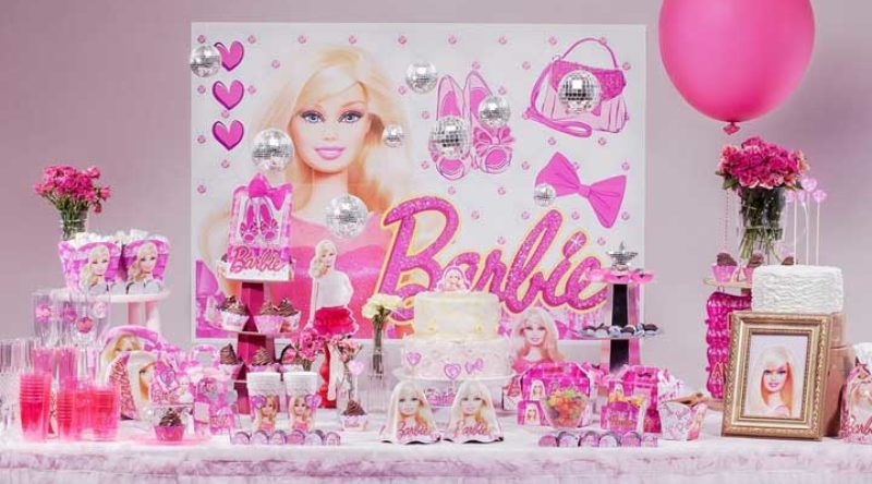 Festa da Barbie: como organizar, dicas e fotos do tema