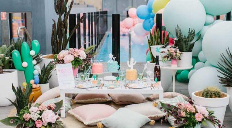 Festa na piscina: como organizar, planejar e ideias de decoração