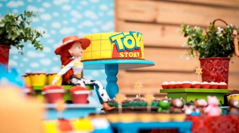Festa Toy Story: como organizar, dicas e inspirações