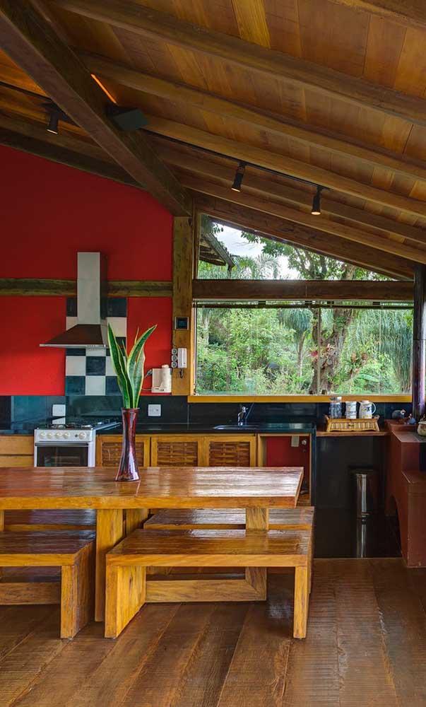 O granito verde ubatuba combina com qualquer tipo de decoração, desde os mais luxuoso até os mais rústico.