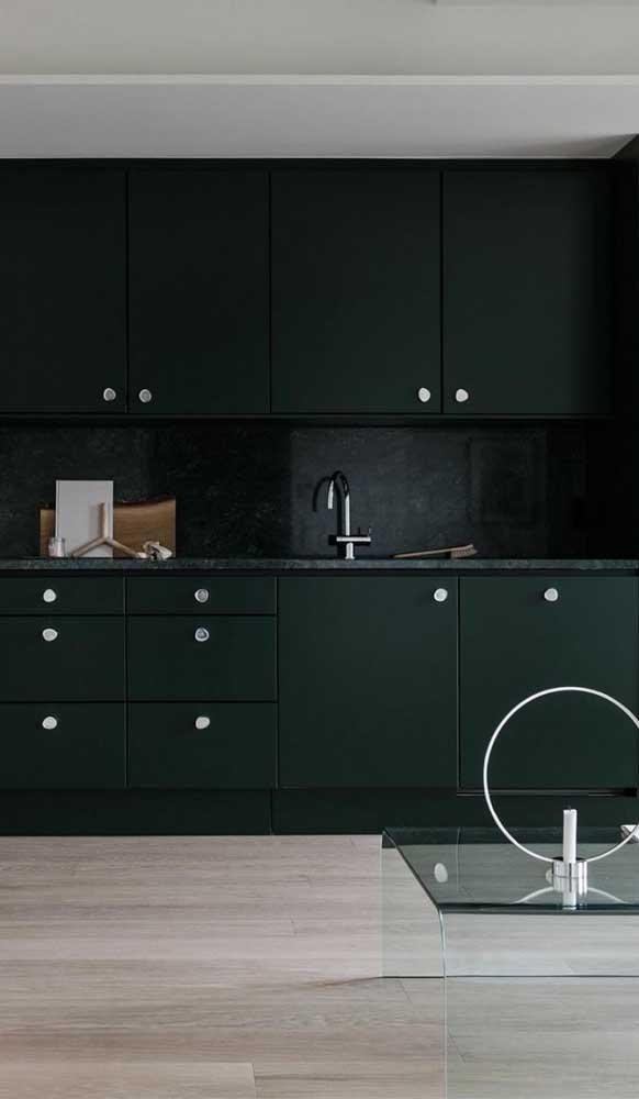 Verde com verde, tem combinação melhor?