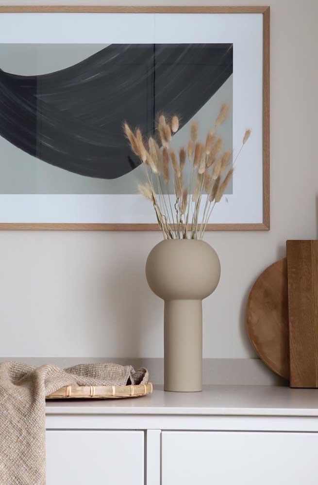 O nanoglass pode ser usado em objetos decorativos dentro da sua casa.