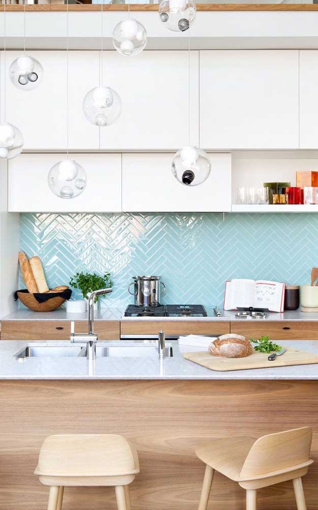Que tal usar o nanoglass na bancada da cozinha?