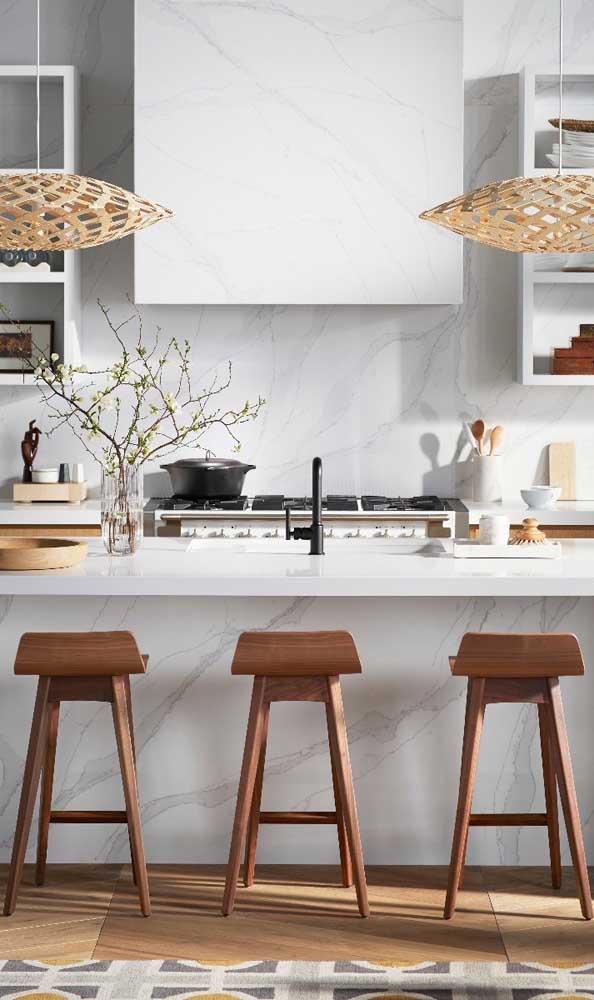 Saiba fazer uma decoração diferenciada na sua cozinha.