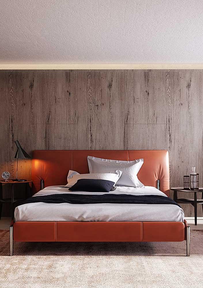 Cores fortes são perfeitas para contrastar com tons que deixam o ambiente mais minimalista.