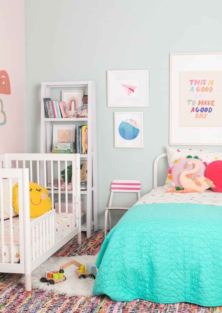 Já pensou em fazer almofada divertida para bebê?