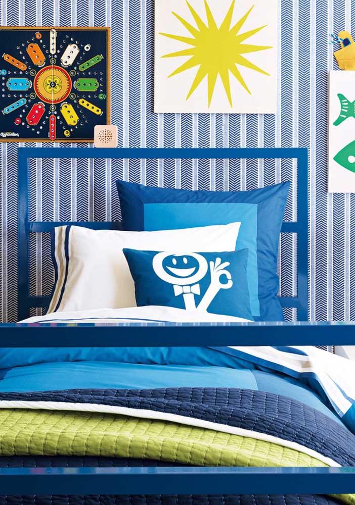 Já sabe qual o personagem você vai usar para decorar o quarto de menino?