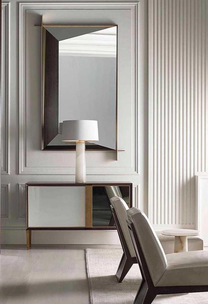 Como um elemento decorativo e um móvel podem fazer grande diferença na decoração.
