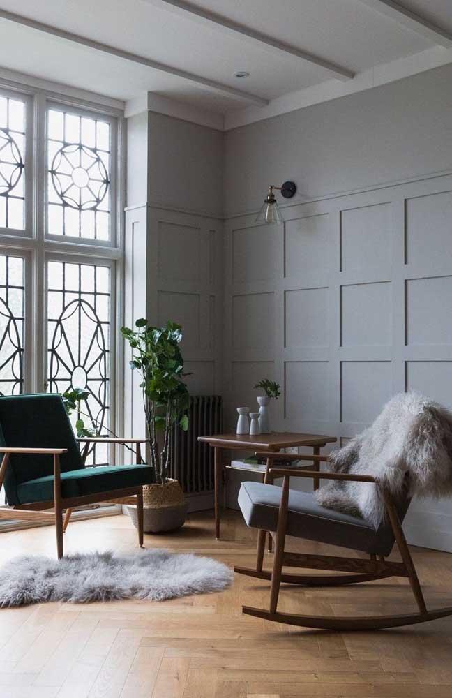 Capriche na escolha dos móveis na decoração da sua casa.