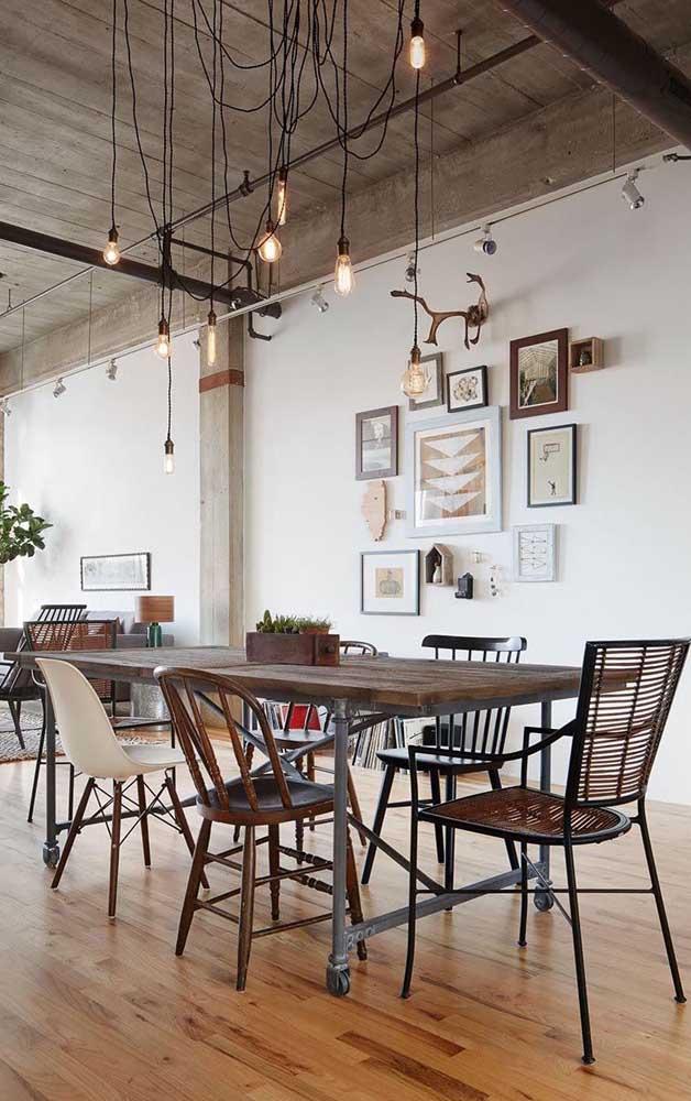 A escolha dos móveis e do piso faz toda a diferença em uma decoração mais personalizada.