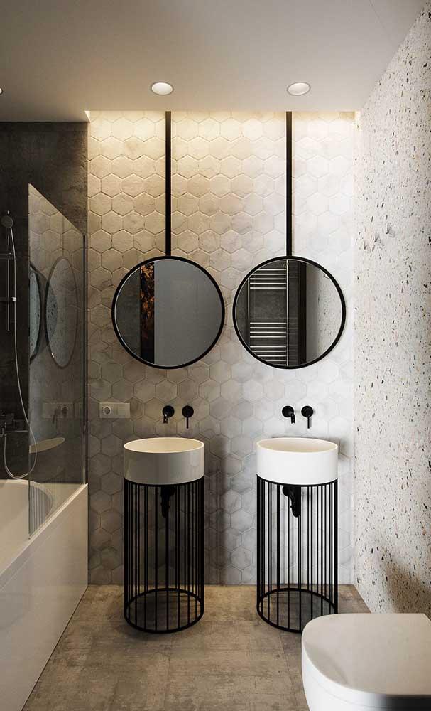 Veja como você pode usar uma cuba para banheiro pequeno.