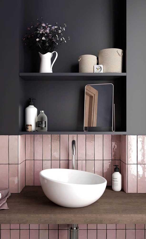 Já escolheu o modelo da sua cuba para banheiro?