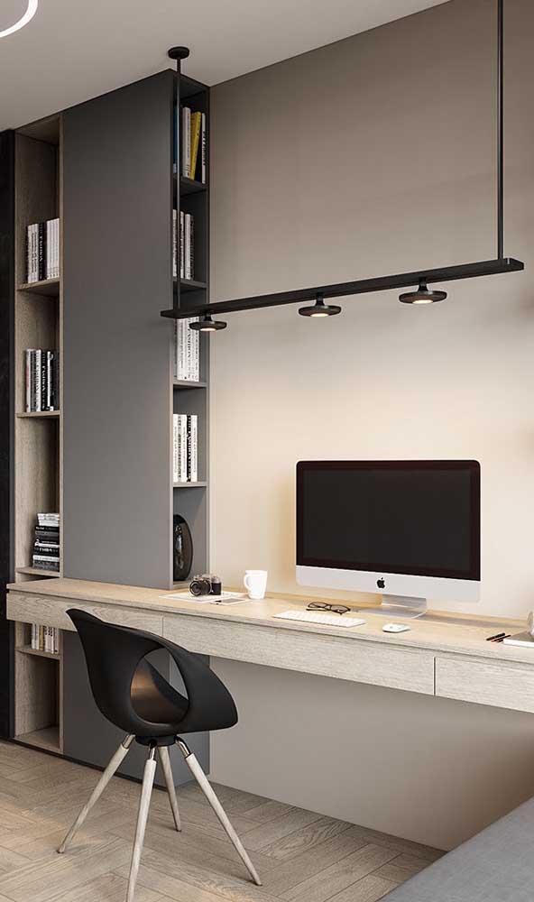 O que acha de optar por um modelo de escrivaninha mais moderno e sofisticado?