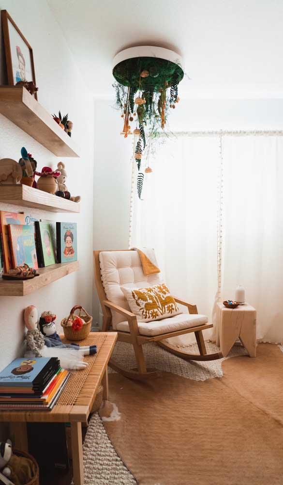 Todos os móveis do quarto do bebê precisam estar em perfeita harmonia.