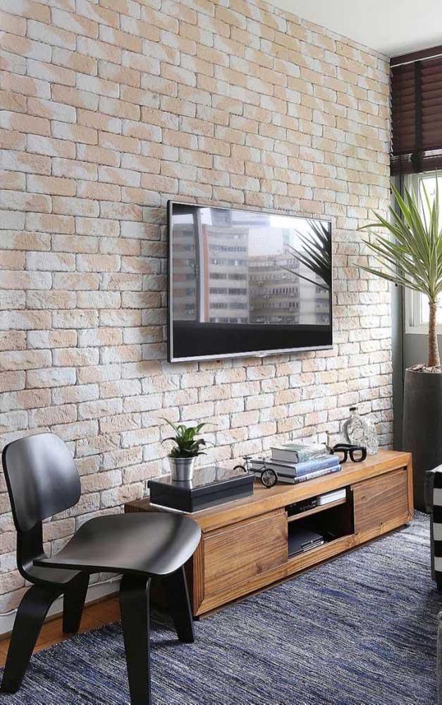 Se você tem pouco espaço no seu apartamento, o mais recomendado é escolher um rack para sala pequena.
