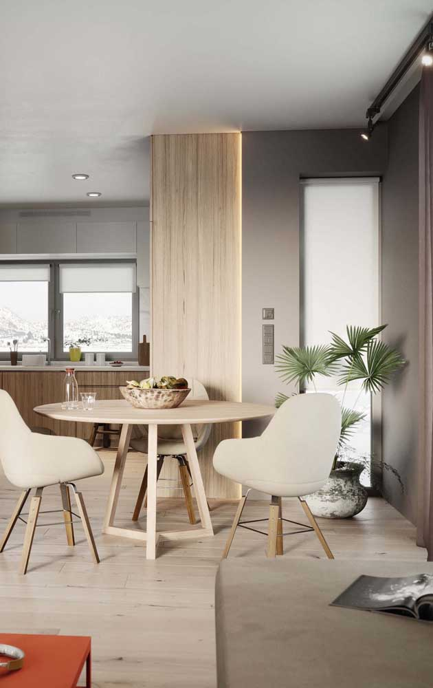 Uma boa opção para decorar residências é a palmeira ráfia.
