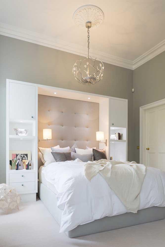 Já sabe como vai decorar o quarto cinza?