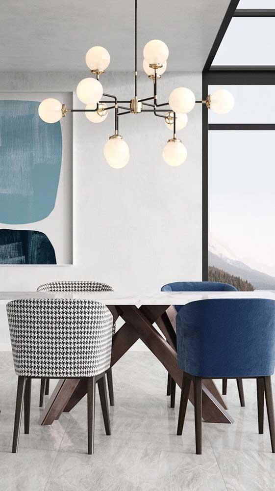 Quer deixar o ambiente mais chique e elegante? Aposte neste estilo de luminária.