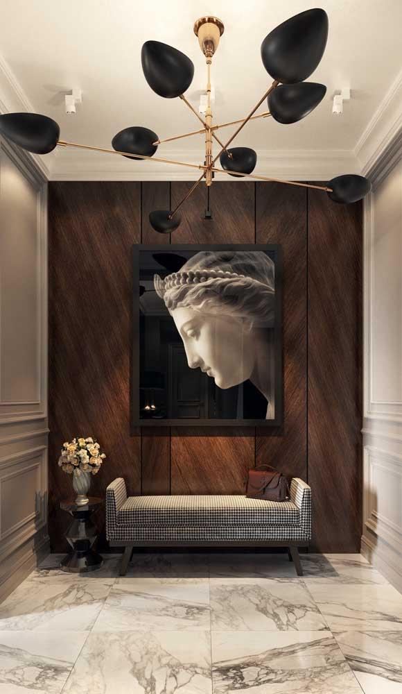Em uma decoração o mais importante é fazer com que os elementos decorativos combinem entre si.
