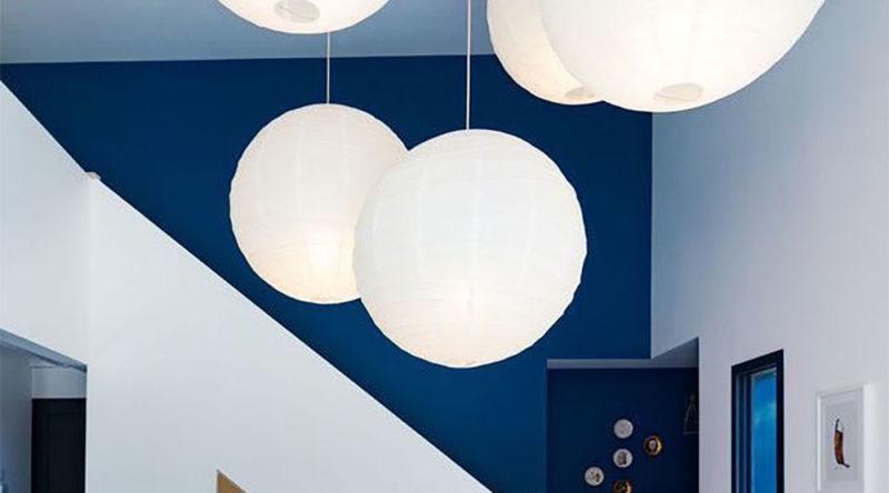 Luminária de teto: vantagens, como fazer e ideias criativas