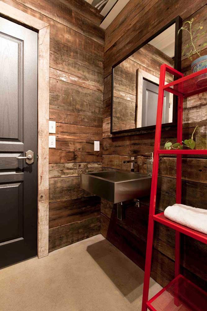 O que acha de investir em um banheiro como esse?