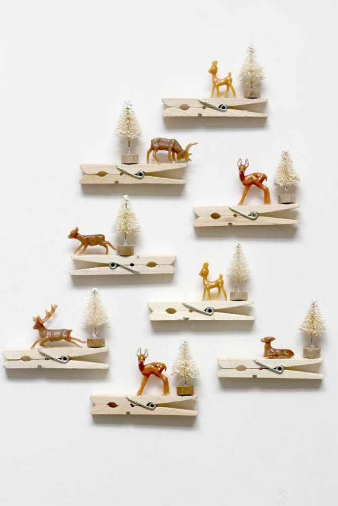Quer uma opção criativa para decorar a sua casa no natal?