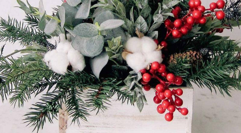 Arranjos de Natal: veja como fazer, 60 ideias e inspirações