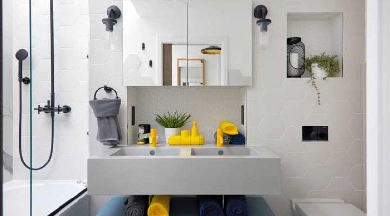 Banheiro masculino: estilos, melhores cores e fotos inspiradoras