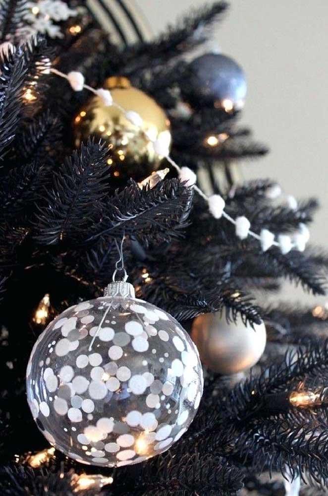 Você já sabe quais bolas de natal vai usar na árvore de natal?