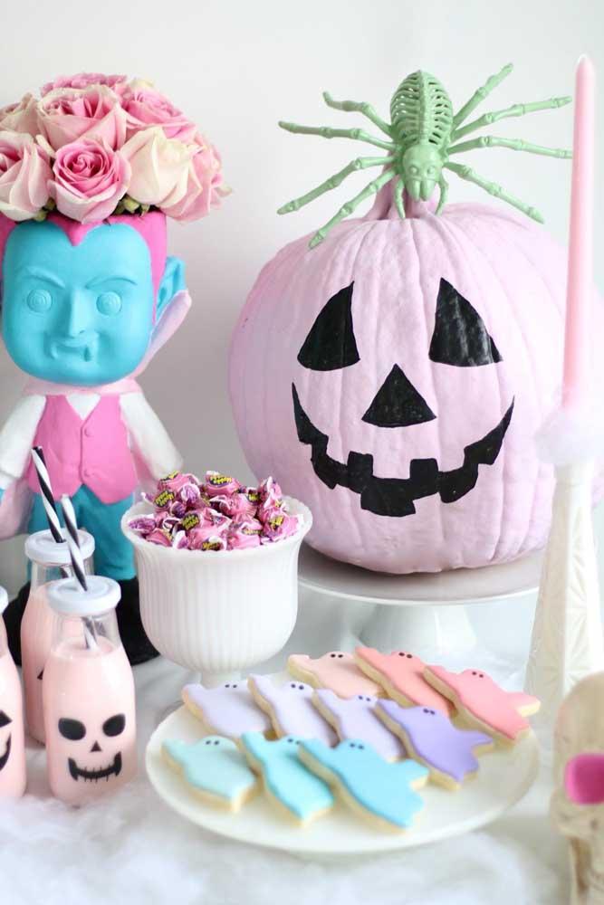 Veja como você pode fazer a festa Halloween na escola.