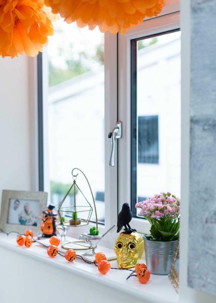 Use as nossas ideias como inspiração na hora de decorar a sua festa Halloween.