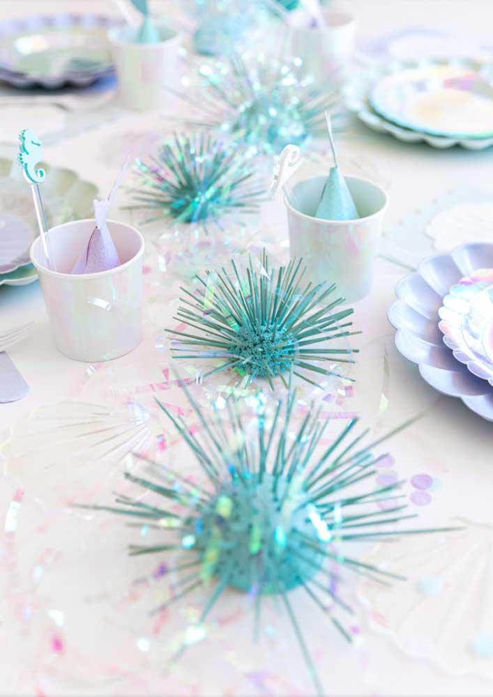 Se a grana estiver apertada, use a sua imaginação e crie itens decorativos.